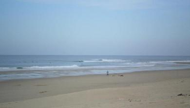 wave report FR, Le Grand Crohot (33) du 2008-10-18 15:00:00