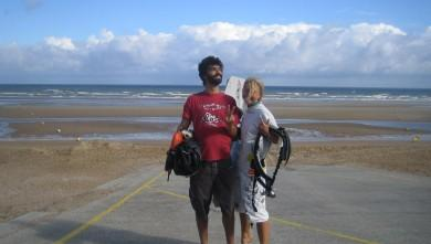 Surf report FR, Le Menhir (14) du 2008-08-08 12:00:00