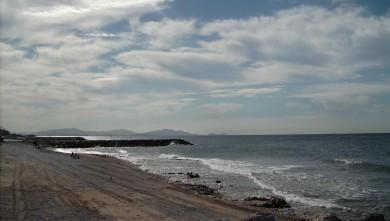 wave report FR, Sausset les Pins - Plage du Port (13) du 2008-08-08 12:00:00