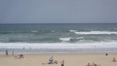 Surf report FR, Seignosse - Les Casernes (40) du 2008-08-08 12:00:00