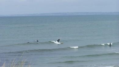Surf report FR, La Torche (29) du 2008-08-09 12:00:00