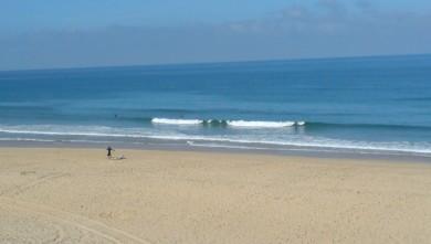 wave report FR, Cap-Ferret - Plage de L'Horizon (33) du 2008-08-10 12:00:00