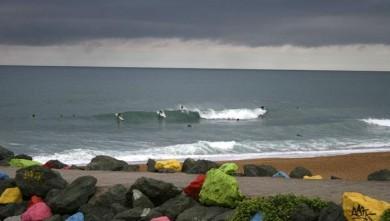 Surf report FR, Anglet Sables d'Or (64) du 2008-08-11 12:00:00
