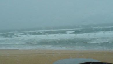 Surf report FR, Cap-Ferret - Plage de L'Horizon (33) du 2008-08-12 12:00:00