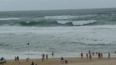 Surf report FR, Cap-Ferret - Plage de L'Horizon (33) du 2008-08-13 12:00:00