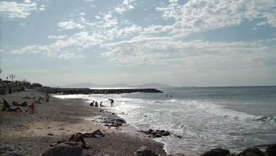 Surf report FR, Sausset les Pins - Plage du Port (13) du 2008-08-13 12:00:00