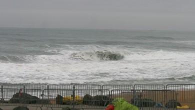 wave report FR, Anglet Sables d'Or (64) du 2008-08-14 12:00:00