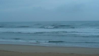 wave report FR, Cap-Ferret - Plage de L'Horizon (33) du 2008-08-14 12:00:00