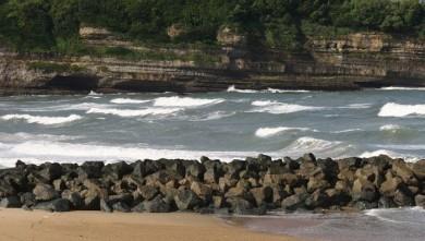 wave report FR, Anglet VVF (64) du 2008-08-15 12:00:00