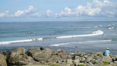 Surf report FR, La Torche (29) du 2008-08-15 12:00:00