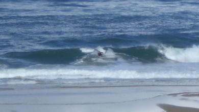 Surf report FR, Le Porge (33) du 2008-08-15 12:00:00