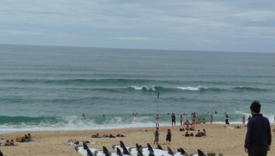 Surf report FR, Cap-Ferret - Plage de L'Horizon (33) du 2008-08-16 12:00:00