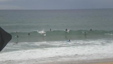 Surf report FR, Lacanau Océan - La Nord (33) du 2008-08-16 12:00:00