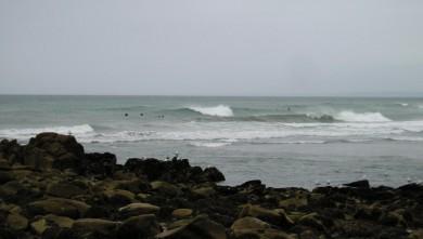 wave report FR, La Torche (29) du 2008-08-16 12:00:00