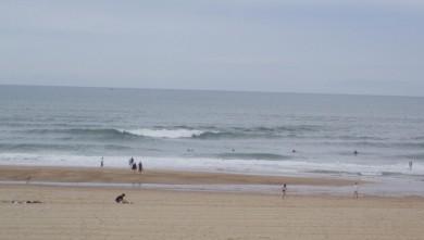 Surf report FR, Seignosse - Les Casernes (40) du 2008-08-16 12:00:00