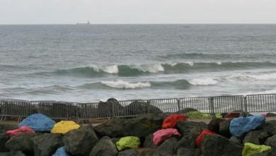 wave report FR, Anglet Sables d'Or (64) du 2008-08-17 12:00:00