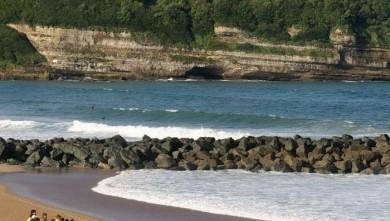 Surf report FR, Anglet VVF (64) du 2008-08-18 12:00:00