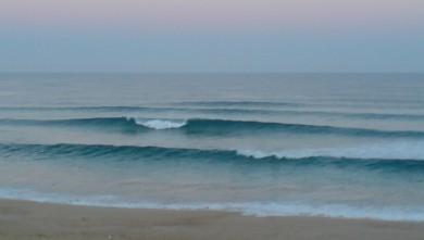 wave report FR, Cap-Ferret - Plage de L'Horizon (33) du 2008-08-18 12:00:00