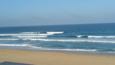 Surf report FR, Cap-Ferret - Plage de L'Horizon (33) du 2008-08-18 12:00:00