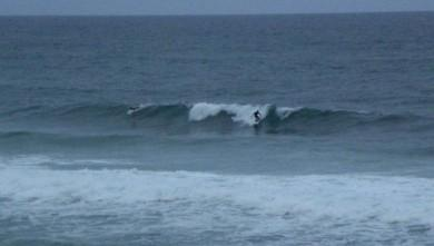 Surf report FR, Lacanau Océan - La Nord (33) du 2008-08-18 12:00:00