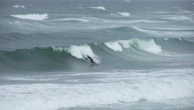 Surf report FR, La Torche (29) du 2008-08-18 12:00:00