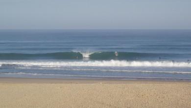 wave report FR, Seignosse - Les Casernes (40) du 2008-08-18 12:00:00