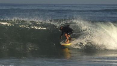 Surf report FR, Seignosse - Les Casernes (40) du 2008-08-18 12:00:00