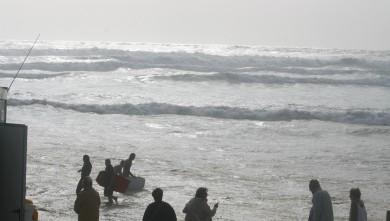 wave report FR, Plovan (29) du 2008-08-18 12:00:00