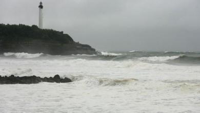 Surf report FR, Anglet VVF (64) du 2008-08-19 12:00:00
