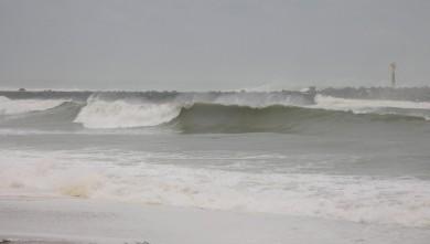 Surf report FR, Anglet La Barre (64) du 2008-08-19 12:00:00