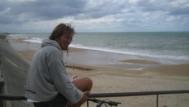 Surf report FR, Le Menhir (14) du 2008-08-19 12:00:00