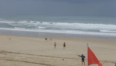 Surf report FR, Seignosse - Les Casernes (40) du 2008-08-20 12:00:00