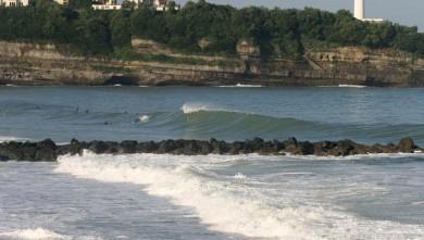 wave report FR, Anglet VVF (64) du 2008-08-21 12:00:00