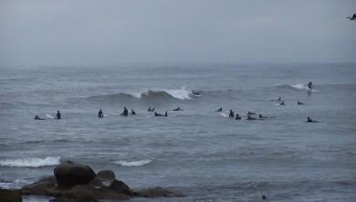 Surf report FR, La Torche (29) du 2008-08-21 12:00:00