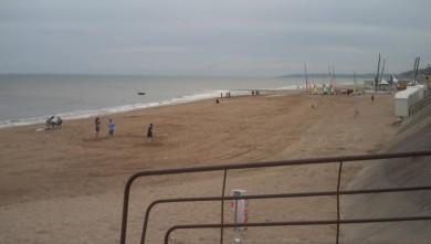 Surf report FR, Le Menhir (14) du 2008-08-21 12:00:00