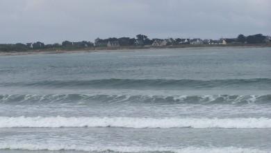 Surf report FR, Pors Carn (29) du 2008-08-21 12:00:00