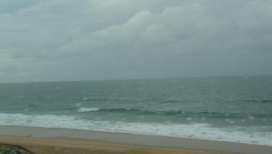 Surf report FR, Cap-Ferret - Plage de L'Horizon (33) du 2008-08-22 12:00:00