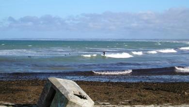 Surf report FR, La Torche (29) du 2008-08-22 12:00:00
