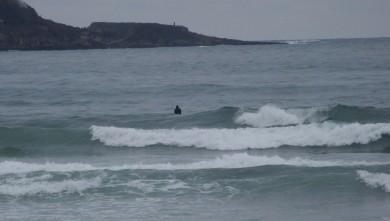 Surf report FR, Hendaye (64) du 2008-11-02 11:00:00