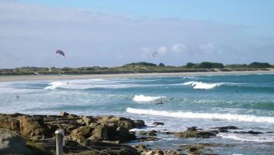 Surf report FR, Pors Carn (29) du 2008-08-22 12:00:00