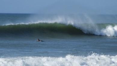 Surf report FR, Le Gurp (33) du 2008-10-11 13:00:00