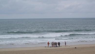 wave report FR, Seignosse - Les Casernes (40) du 2008-08-22 12:00:00