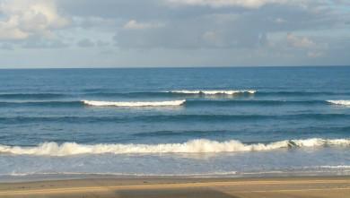 Surf report FR, Cap-Ferret - Plage de L'Horizon (33) du 2008-08-23 12:00:00
