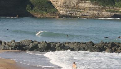 Surf report FR, Anglet VVF (64) du 2008-08-24 12:00:00