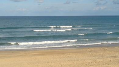Surf report FR, Cap-Ferret - Plage de L'Horizon (33) du 2008-08-24 12:00:00