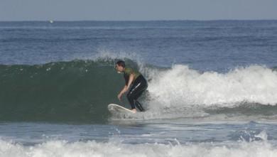 Surf report FR, Seignosse - Les Casernes (40) du 2008-08-24 12:00:00