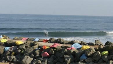 Surf report FR, Anglet Sables d'Or (64) du 2008-08-26 12:00:00