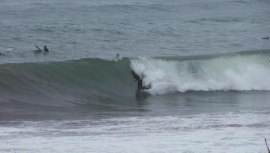 Surf report FR, La Torche (29) du 2008-08-26 12:00:00