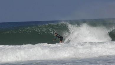 Surf report FR, Seignosse - Les Casernes (40) du 2008-08-26 12:00:00