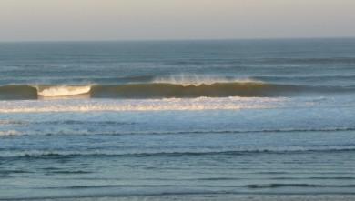 Surf report FR, Cap-Ferret - Plage de L'Horizon (33) du 2008-08-27 12:00:00